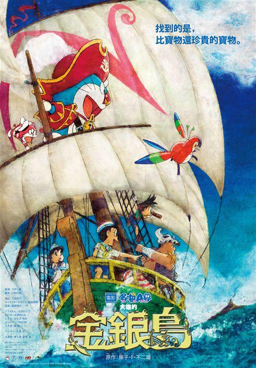 《哆啦A夢》再創票房新紀錄 票房突破52億日圓業配