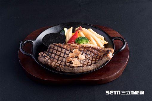 極光牛排,Aurora Steak。(圖/微風集團提供)