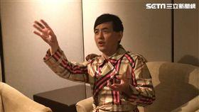 黃子佼認為蕭敬騰把金曲獎給升級了,往後主持這樣的頒獎典禮將很難跨越。(圖/記者蔡世偉攝影)