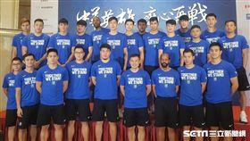 中華男籃,世界盃資格賽,中華隊(圖/記者劉家維攝)