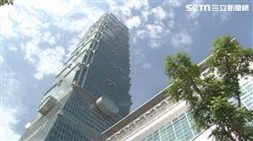 台北101、城市、台北、空景