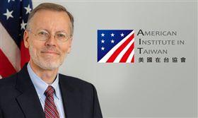 美國在台協會台26日宣布由酈英傑(William Brent Christensen)出任美國在台協會台北辦事處新任處長日。(圖/AIT)