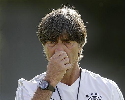 德國總教練勒夫(Joachim Low)。(圖/美聯社/達志影像)