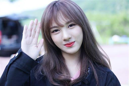 公園少女,공원소녀,GWSN,王靖儀,SOSO/翻攝自臉書