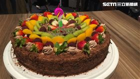 生日蛋糕,慶生,蠟燭,蛋糕