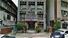 台北市大安分局臥龍街派出所外觀(翻攝Google Map)
