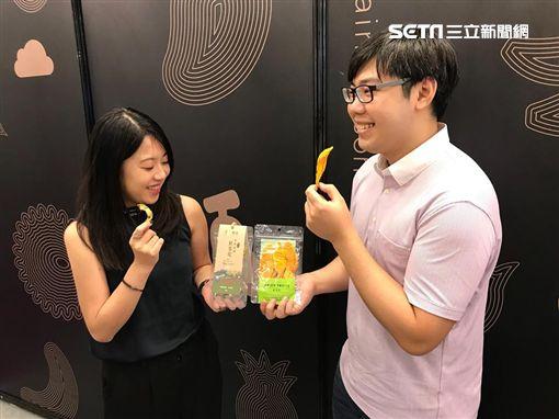 興榮碾米廠,粗味,食材,營養,張紋菁,食品展,台北國際食品展覽會