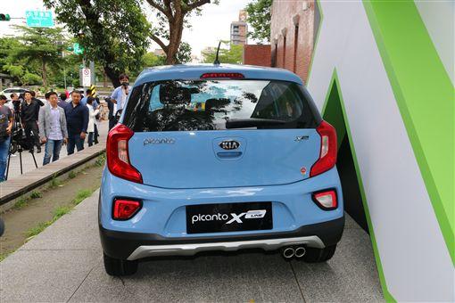 進口身份國產價 Kia Picanto X-Line