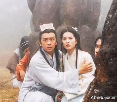 陳浩民、李若彤。(翻攝/微博)