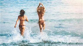 海邊,比基尼,女生 示意圖/翻攝自Pixabay