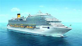 13萬噸的頂級假期!歌詩達郵輪皇冠號西地中海之旅(業配)