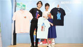 林宥嘉謝欣穎出席服裝品牌活動