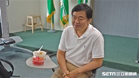 民進黨祕書長洪耀福(圖/記者李英婷攝)