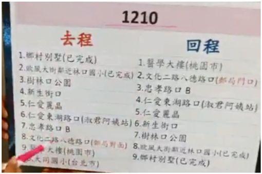 林口民眾快來看!三重客運增39公車站牌 下月15日啟用圖/翻攝自新北市議員蔡淑君臉書