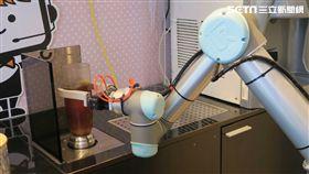 BOBA ARMS,手工珍珠,川味珍珠,全台第一家自動化茶飲。(圖/記者簡佑庭攝)