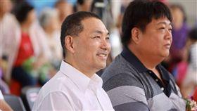 國民黨新北市長參選人侯友宜。(圖/侯友宜辦公室提供)