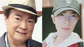 劉福助認為蕭敬騰金曲獎主持的相當棒,有別於一般的主持方式。(圖/翻攝自臉書)