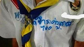 泰國,碧差汶府,膠帶,處罰,學雜費,繳費,家長,小孩,承擔,道歉,提醒,老師 圖/翻攝自泰國頭條 https://goo.gl/F3e5Cq