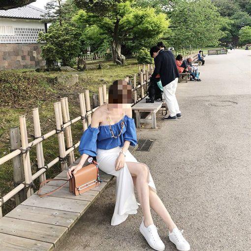 網紅空姐遭夫再爆,曾懷二寶卻堅持拿掉。(圖/翻攝當事人臉書)