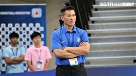 中華隊總教練周俊三(圖/記者劉家維攝)