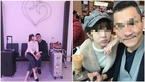 網紅空姐反擊曬證據 老公被罵爆/當事人臉書