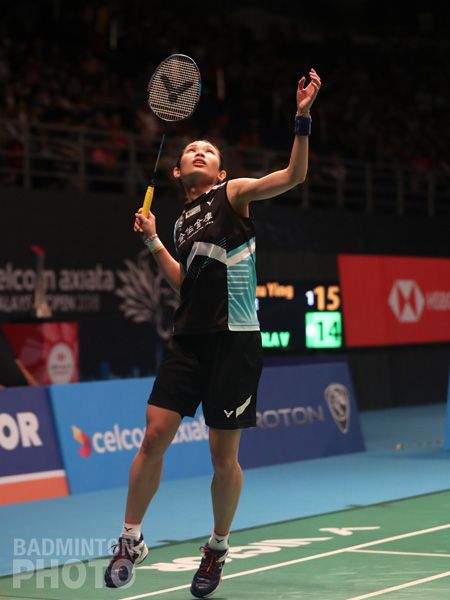 戴資穎。(圖/Badminton Photo提供)