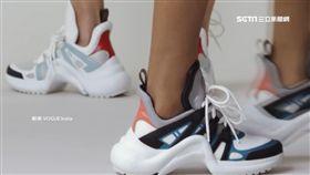 全球風靡!高檔「老爹鞋」精品界開打 醜到全球秒殺