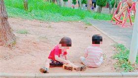 臉書「爆廢公社公開版」  「阿姨…我好餓」公園遇男童 背後原因讓媽媽好心疼