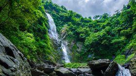 涼山風景區、涼山瀑布 圖/茂林國家風景區管理處