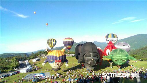 台東熱氣球嘉年華。(圖/雄獅旅遊提供)