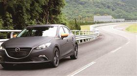 全新Mazda 3兩大絕招-SPCCI、Skyactiv-Vehicle Architecture日本MINE試車場初體驗(一)(圖/車訊)