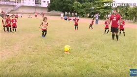 ▲三立足球單元。