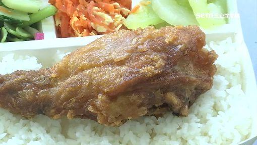 -雞腿-便當-外食族-午餐-晚餐-