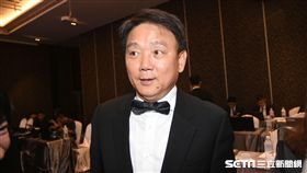 中華職棒2018年度選手選拔會,Lamigo桃猿總教練洪一中。 (圖/記者林敬旻攝)