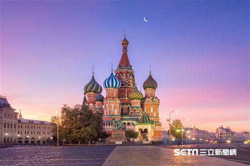 俄羅斯旅遊,莫斯科,東正教,洋蔥頂。(圖/Hotels.com提供)