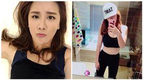 小禎,胡盈禎,瘦身,減肥,優酪乳/臉書