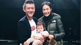 陳冠希和女兒