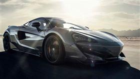 McLaren 600LT。(圖/翻攝McLaren網站)