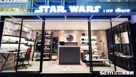 STARWARS,星際大戰,誠品。(圖/業者提供)
