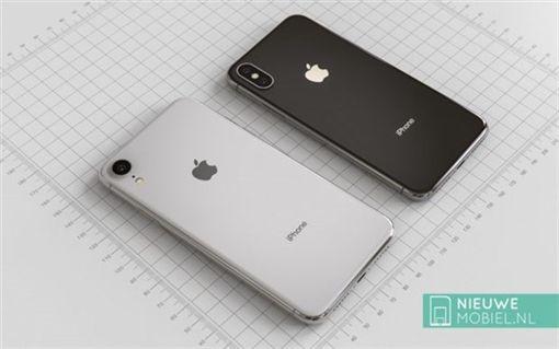 蘋果,6.1吋,iPhone,液晶螢幕,iPhone X圖/翻攝IT之家