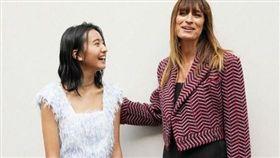 ▲▼木村光希出席時尚巴黎時裝大秀。(圖/翻攝自IG)