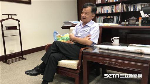 邱太三,記者潘千詩攝影