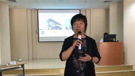 陸企大老看台灣:企業家很拚 但年輕人需要多點狼性(圖/翻攝自謝金河臉書)