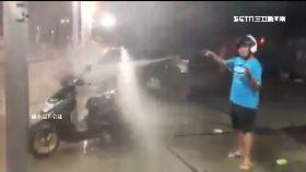 洗車兼洗澡1600