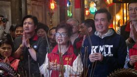 涉嫌家暴女星楊麗菁的市議員候選人龔偉綸(翻攝畫面)