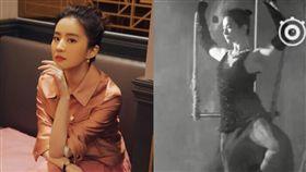劉亦菲,/翻攝自微博