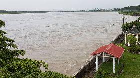 高屏溪原水濁度高  備援水支援