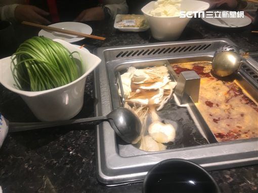 美食,熱量,麻辣鍋,吃到飽,脂肪肝圖/記者馮珮汶攝