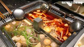 美食,熱量,麻辣鍋,吃到飽,脂肪肝 圖/記者馮珮汶攝