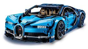 Lego Bugatti Chiron。(圖/翻攝Lego網站)